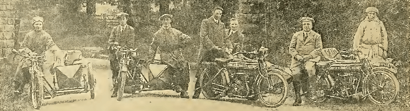 1914 RUDGE TESTERS