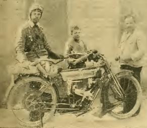 1914 RUSSIAN RACE