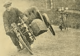 1914 SIDECAR UP