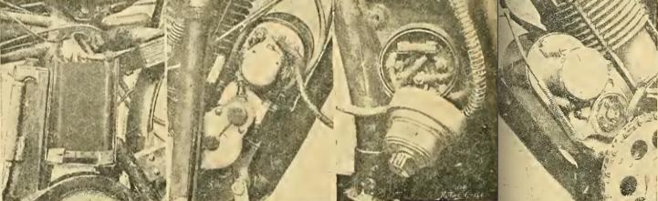 1914 SPLITDORF MAGDYNO