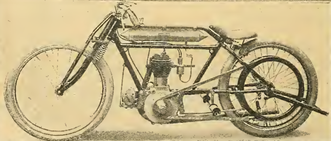 1914 SPRINT NORTON
