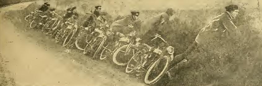 1914 TAKE COVER