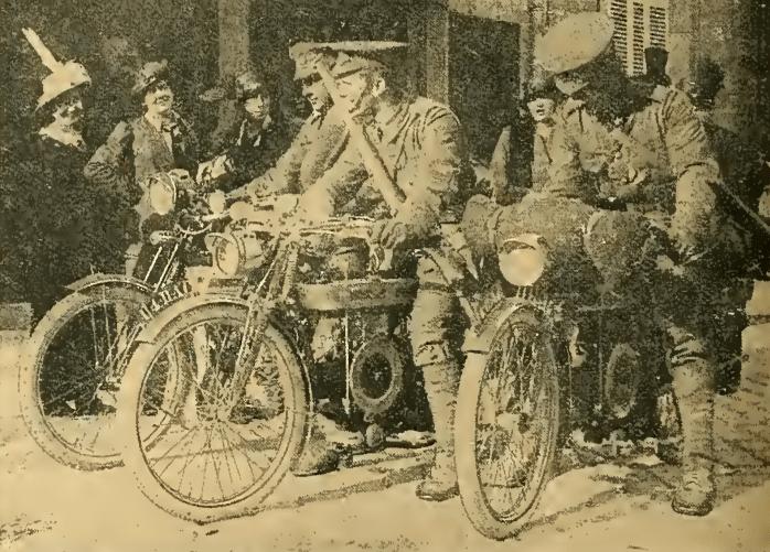 1914 THREE DRs