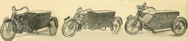 1914 TRADESMAN COMBOS