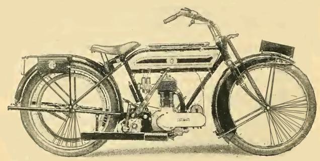 1914 TRIUMPH4HP