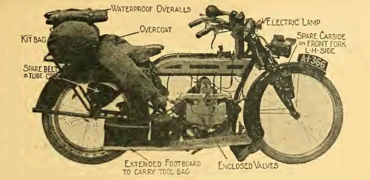 1914 WD DOUGLAS