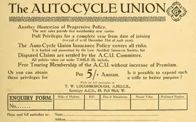 1915 ACU AD