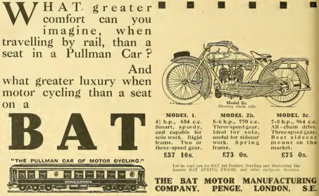 1915 BAT AD