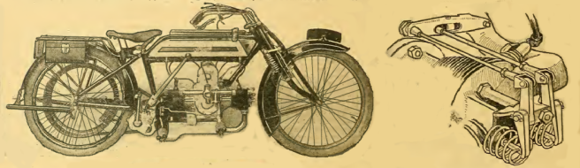 1915 BROUGH TWIN