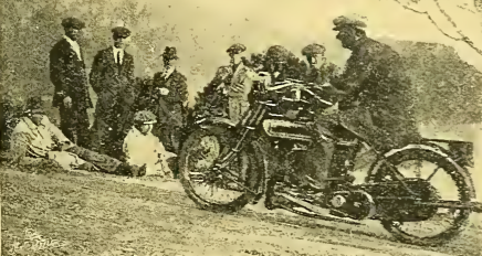 1915 CAPE CLIMB WYLLIE