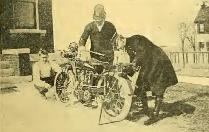1915 CINCINNATI COPS
