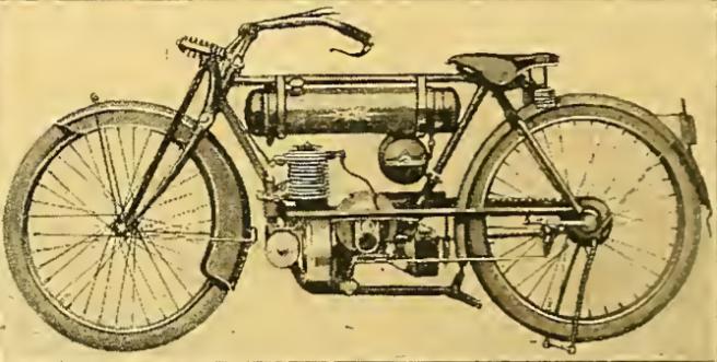 1915 CLEVELAND