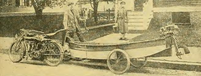 1915 COMBO-BOAT