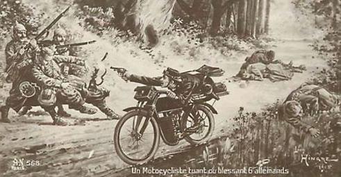 1915 DRSHOOTS