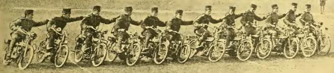 1915 DUTCH CIRCLING