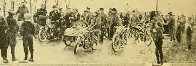 1915 DUTCH TRIAL