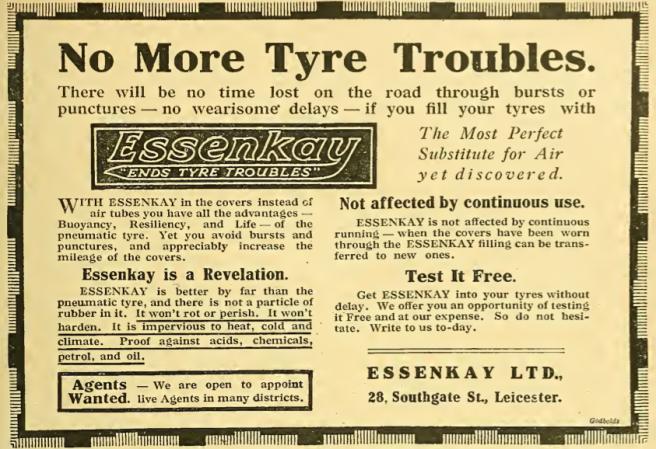 1915 ESSENKAY AD