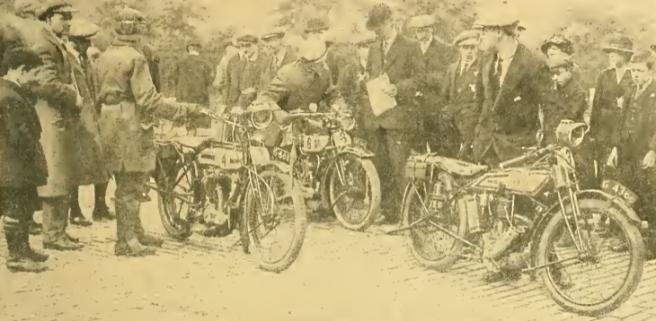 1915 GLASGOW TRIAL