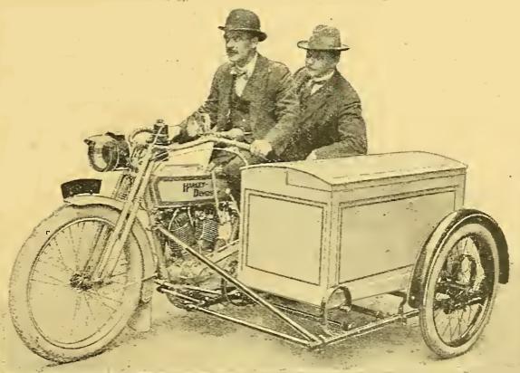 1915 HARLEY COMBO