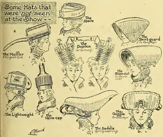 1915 HATS