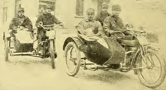 1915 ITALIAN INDIANS