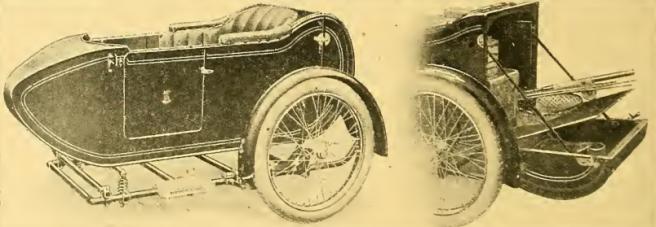 1915 NORTON SCAR
