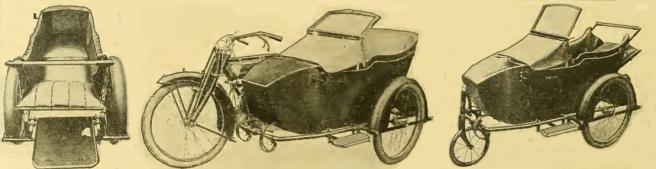1915 SIDECAR-BATHCHAIR