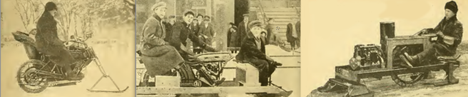 1915 SLEDGES