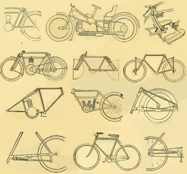 1915 SPRINGFRAMES