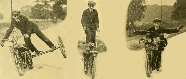 1915 STUNT RIDER