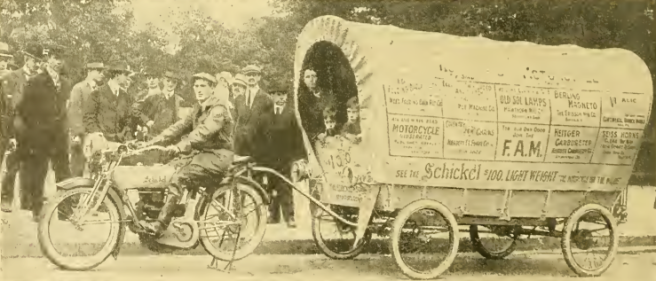 1915 USWAGON