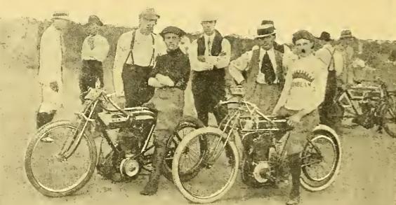 1915 WESTOZ RACE