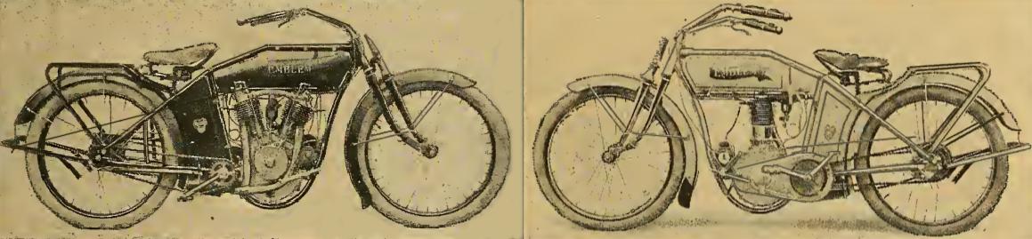1916 EMBLEM