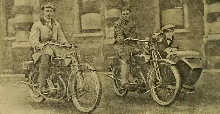 1916 KIWITRIAL WINNERS
