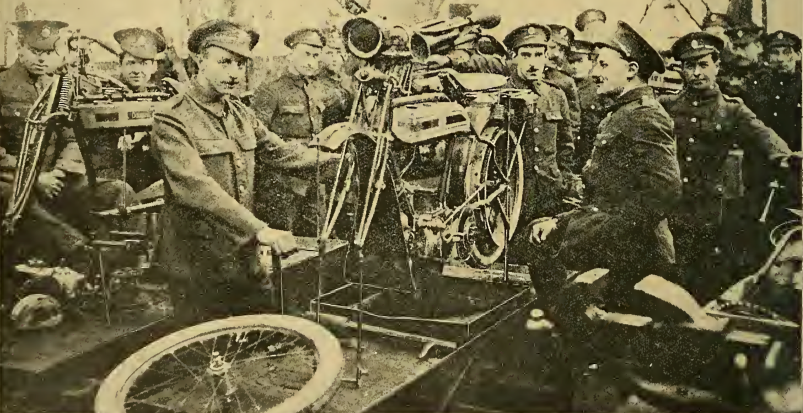 1916 MC HOSPITAL