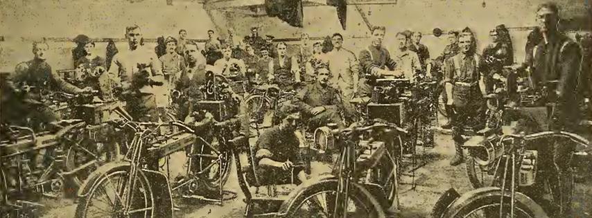 1916 WD WORKSHOP