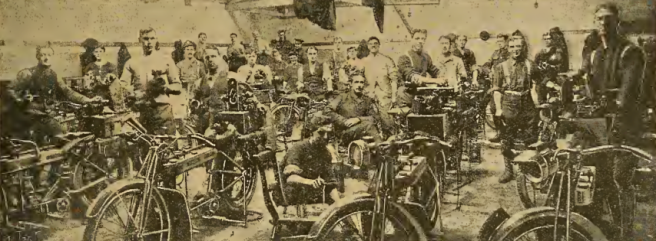 1916 WD WORKSHOP