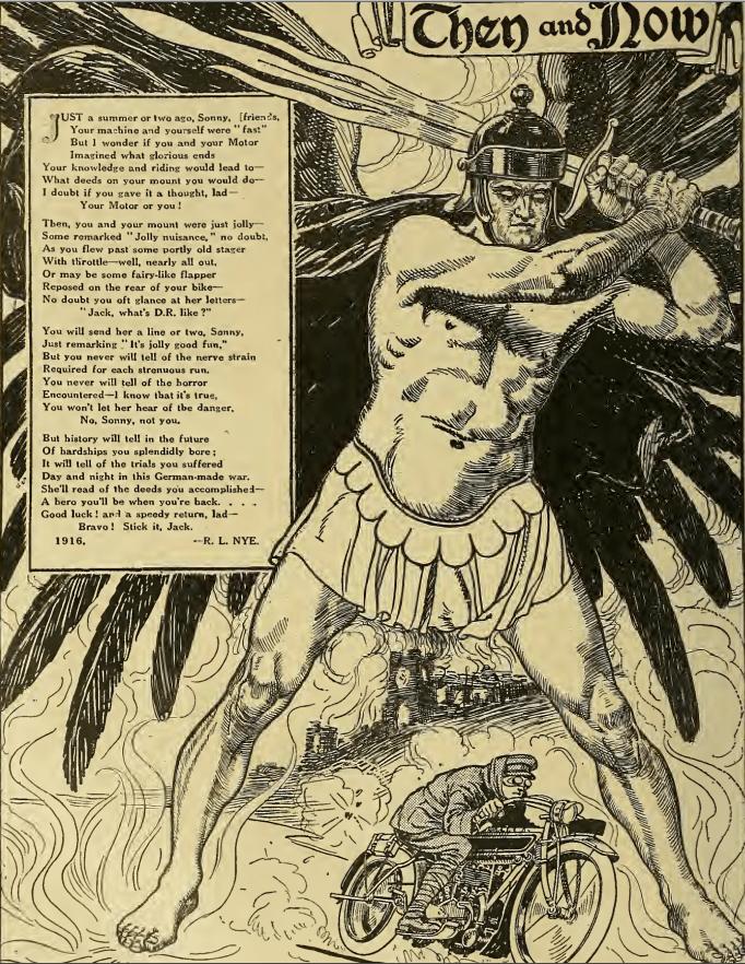 1916 GOD OF WAR