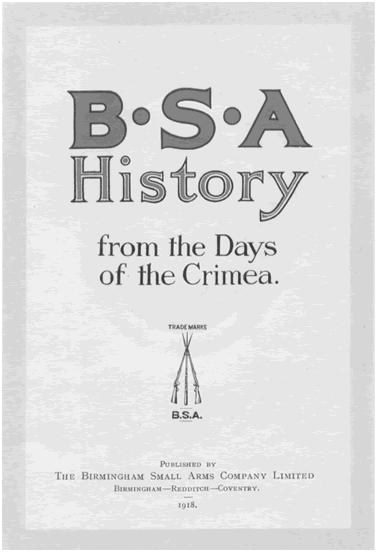 1855 BSA LOGO