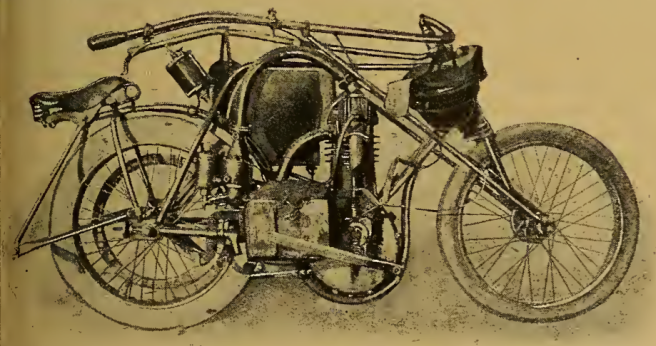 1903 ITALIAN PACER