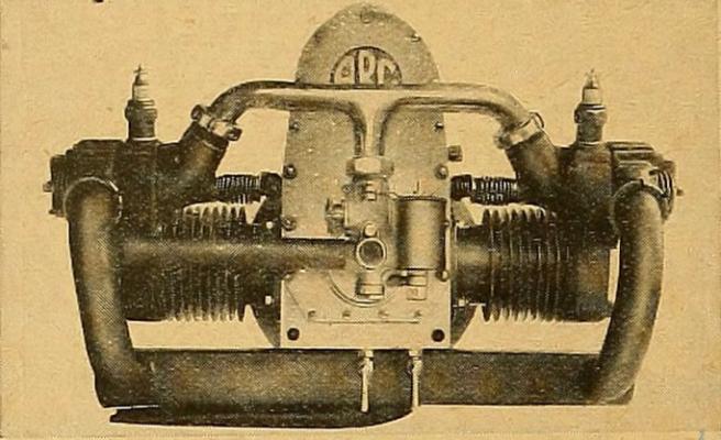 1916 ABC ENGINE