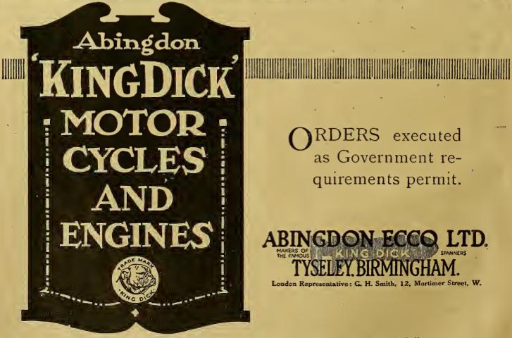 1916 AKD AD