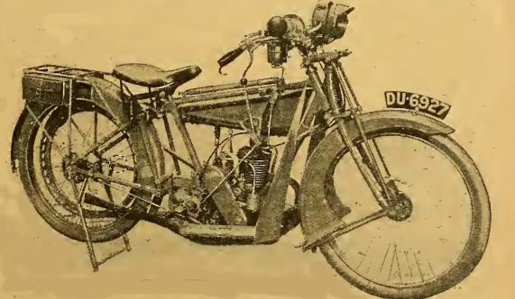 1916 ALLON 2STROKE