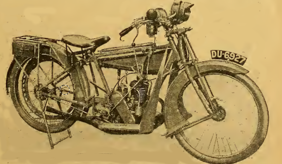 1916 ALLON 2STROKE