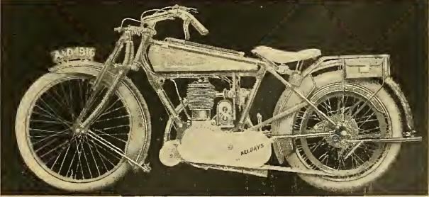 1916 ALLON SINGLE