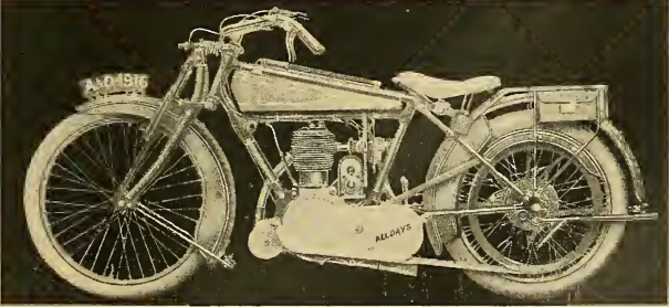 1916 ALLON SINGLE