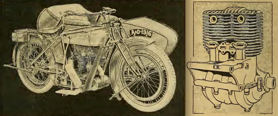 1916 ALLON TWIN