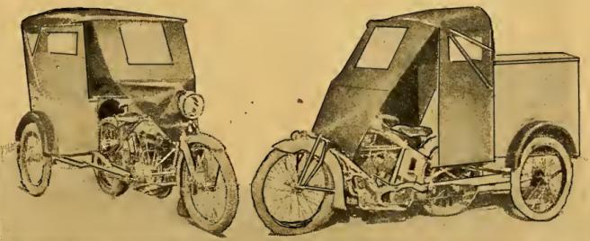 1916 AMERICAN CYGNET
