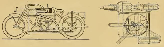 1916 BAT GUN