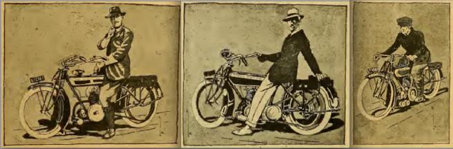1916 CLEAN CLOTHES